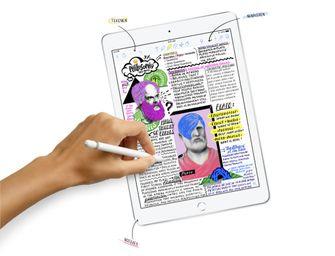 9,7 iPad 2018