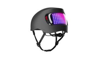 Lumos Matrix helm elektrische fiets