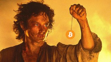 Lord of the Rings JRR Roken Bitcoin