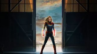 Captain Marvel trailer Disney Plus