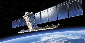 VanderSat satelliet