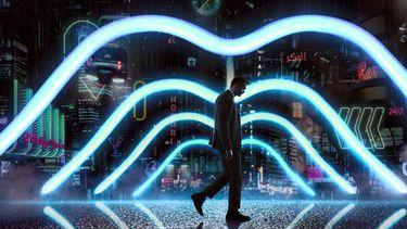 Mute netflix science-fiction trailer