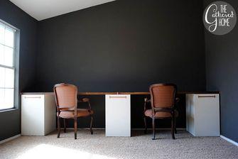 Ikea hack bureau