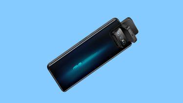 Asus ZenFone 8 flipcamera