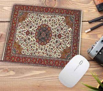 muismat Perzisch tapijt