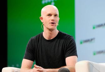 Brian Armstrong Coinbase CEO