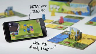 Dized app bordspellen