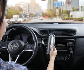 Baseus stofzuiger auto