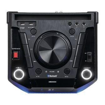 Bluetooth party speaker Aldi