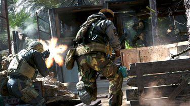 Call of Duty Modern Warfare Gunfight