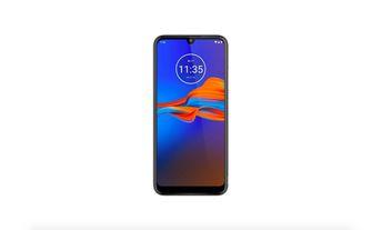 Moto E6 Plus Android smartphone