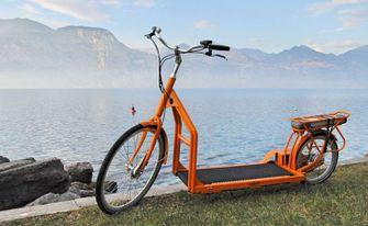 Lopifit e-bike loopband