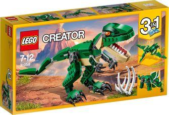 LEGO Creator Dinosaurus - 31058 Sinterklaas