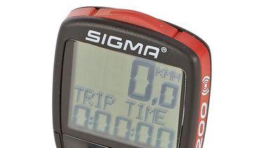 Lidl draadloze fietscomputer Sigma