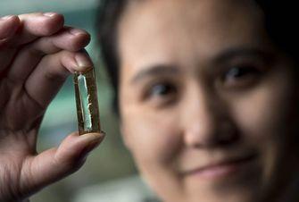 Batterij gouden nanodraden