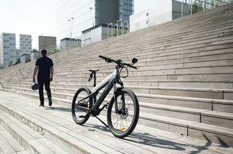 Fuell Fluid elektrische fiets
