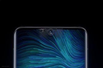ZTE Axon 20 5G smartphone in-screen camera