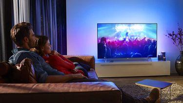 Philips 4k televisie
