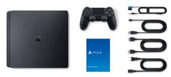 PlayStation 4 Slim met accessoires