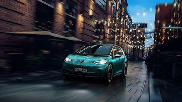 Volkswagen ID.3 elektrische auto