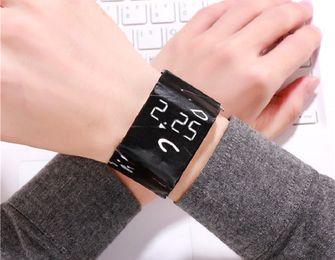 AliExpress papieren horloge