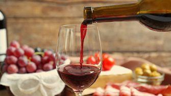 Innovatief wijn drinken