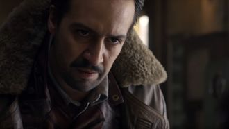 His Dark Materials Lin-Manuel Miranda