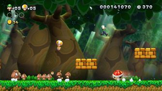 New Super Mario Bros U Deluxe