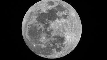 NASA Moon maan