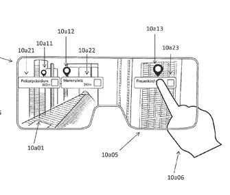 Apple augmented reality bril