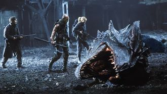 Reign of Fire actiefilms